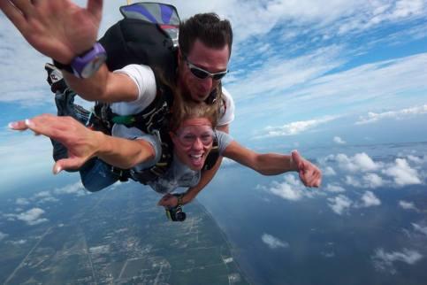 Daytona Beach Tandem Skydiving