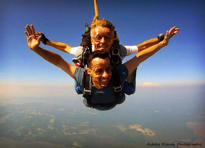 Statesboro Tandem Skydiving