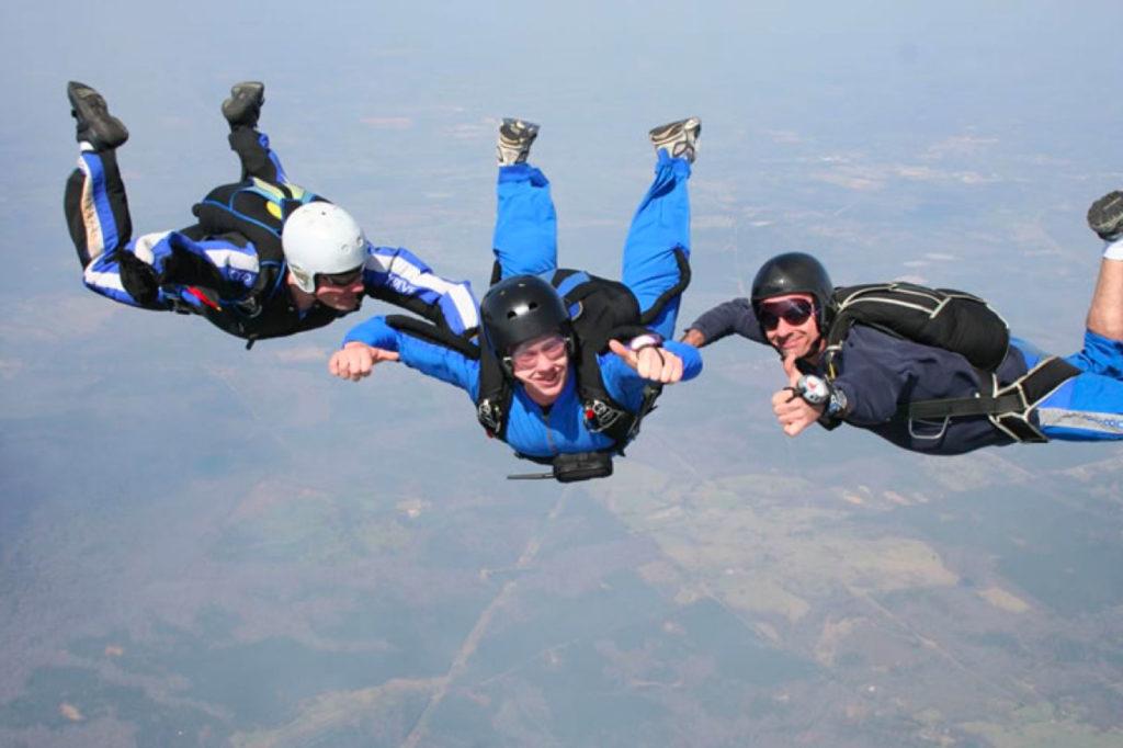 Learn To Solo Skydive in Atlanta