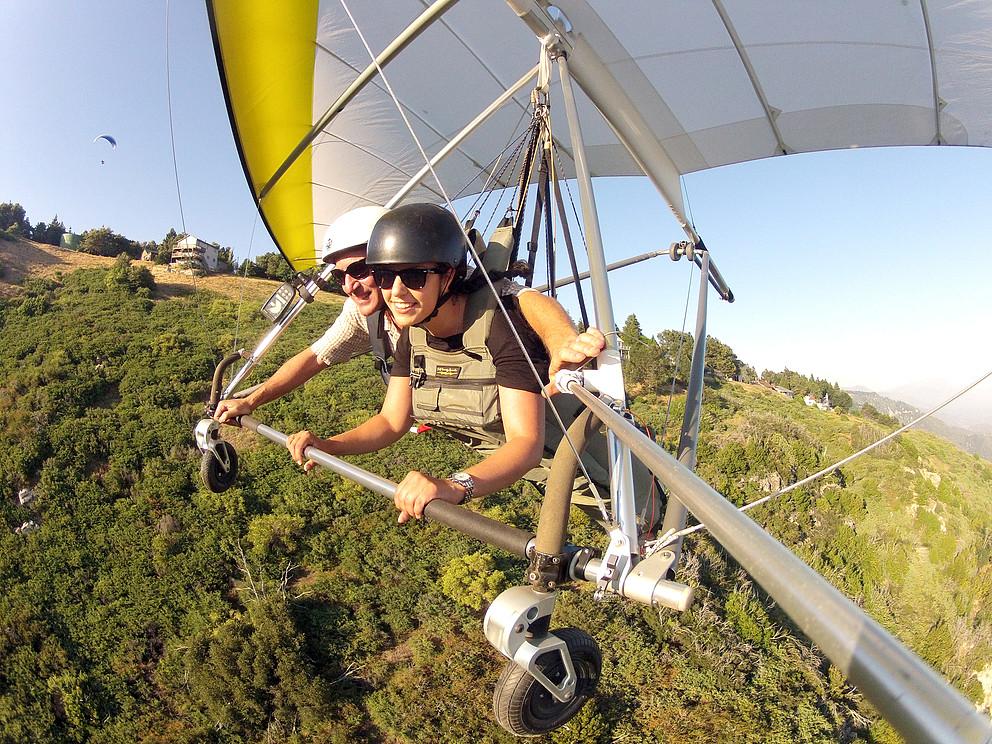 San Bernardino Discovery Tandem Flight