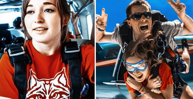 Oahu Tandem Skydiving