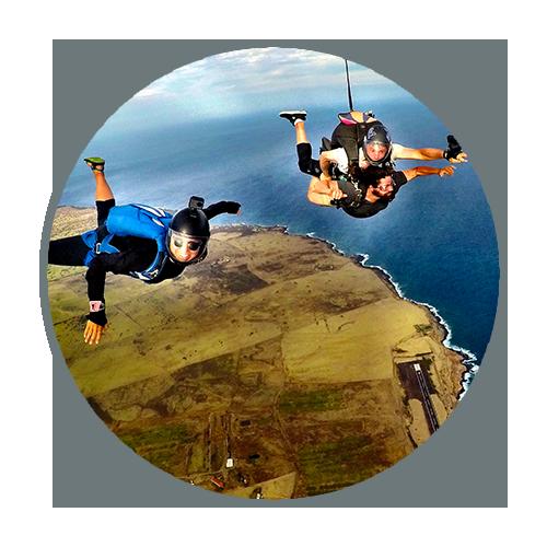 Kailua-Kona Tandem Skydiving