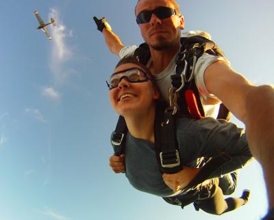 Caldwell Tandem Skydiving