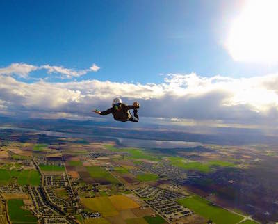 Learn to Skydive in Caldwell