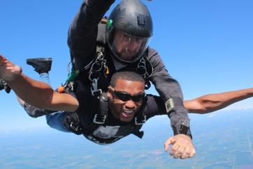 Chicago Tandem Skydiving