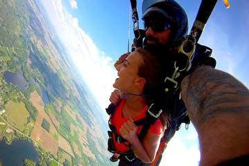 Fort Wayne Tandem Skydiving