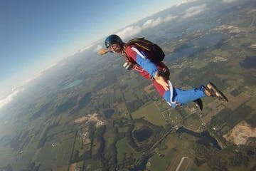 Fort Wayne Skydiving Lessons