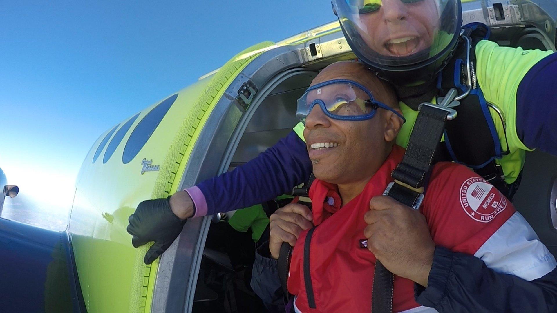 Kansas City Tandem Skydiving