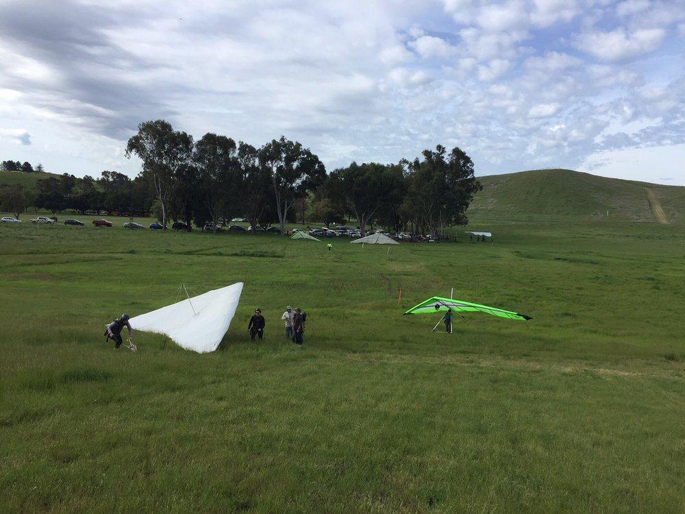 East Bay Hang Gliding Tandem Flight