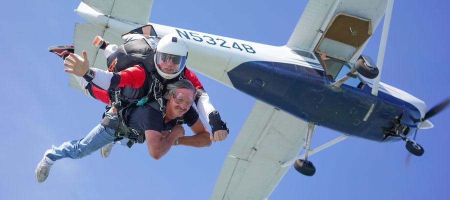 Ocean City Tandem Skydiving