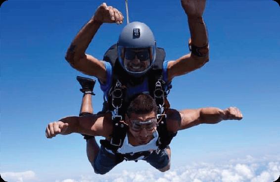 Boston Tandem Skydiving