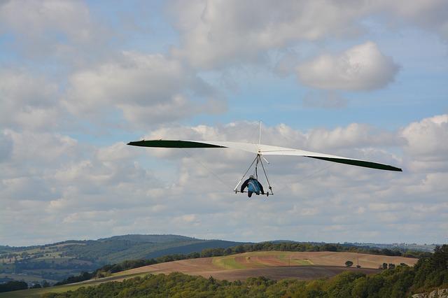 Soaring Center Tandem Hang Gliding Flight