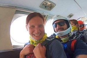 Learn to Skydive in Tecumseh