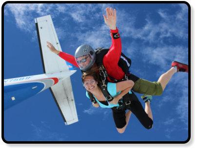 Minneapolis Tandem Skydiving