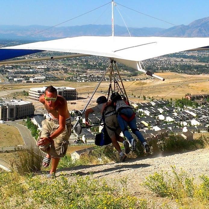 Birdman Academy Tandem Hang Gliding Introductory Flight