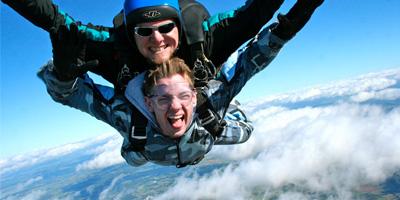 Springfield Tandem Skydiving
