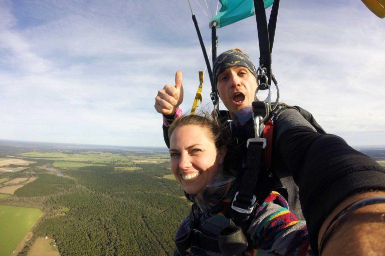 St. Louis Tandem Skydiving