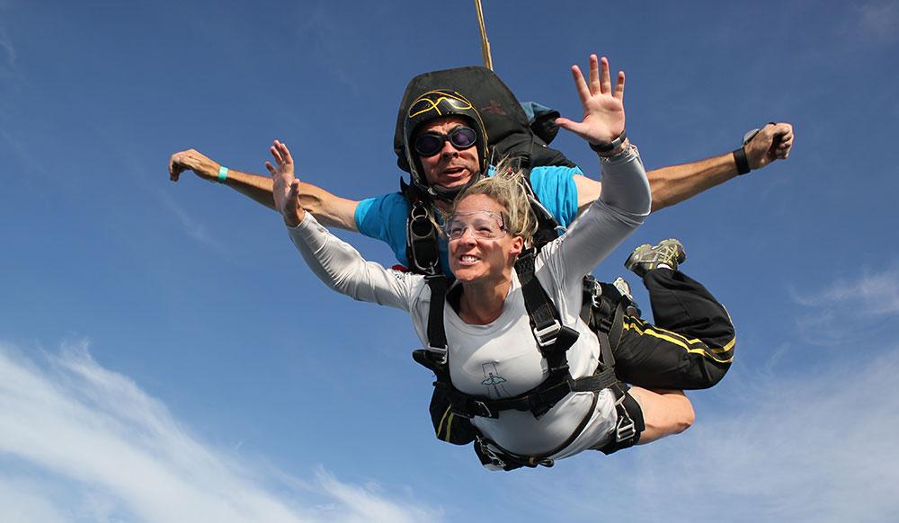 Omaha Tandem Skydiving