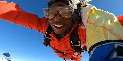 Las Vegas Tandem Skydive Jump