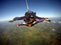Tandem Skydiving in Rochester
