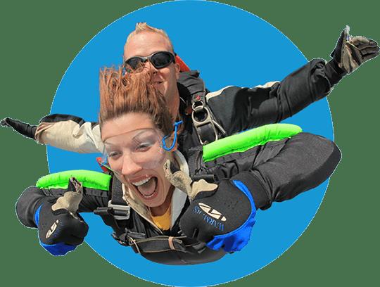 Charlotte Tandem Skydiving