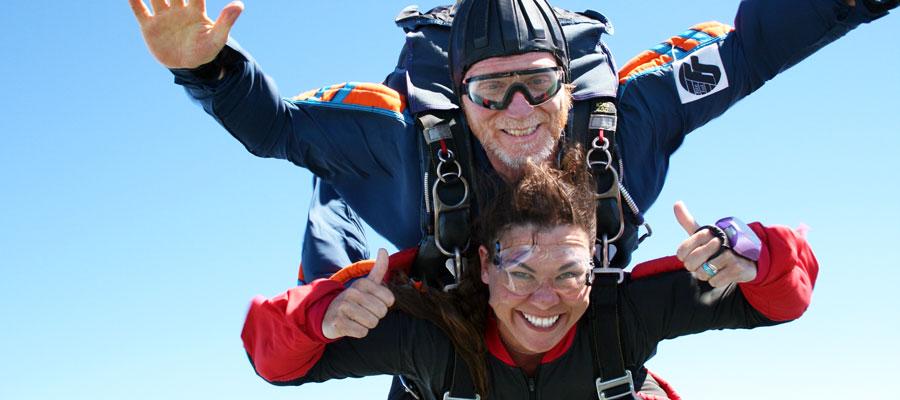 Cincinnati Tandem Skydive