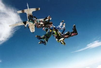 Cleveland Tandem Skydive