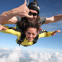 Oklahoma City Tandem Skydiving