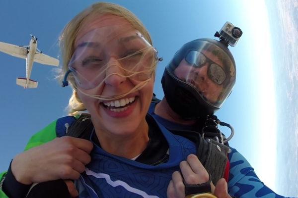 Eugene Tandem Skydiving