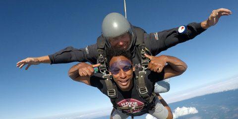Portland Tandem Skydiving