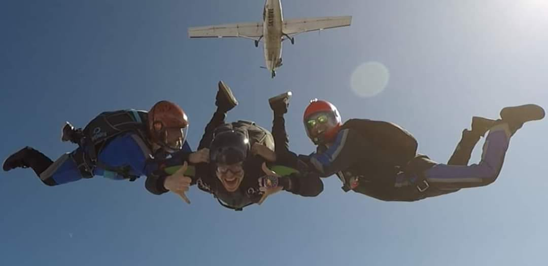 Learn to Skydive in Portland