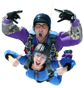 Portland Tandem Skydive