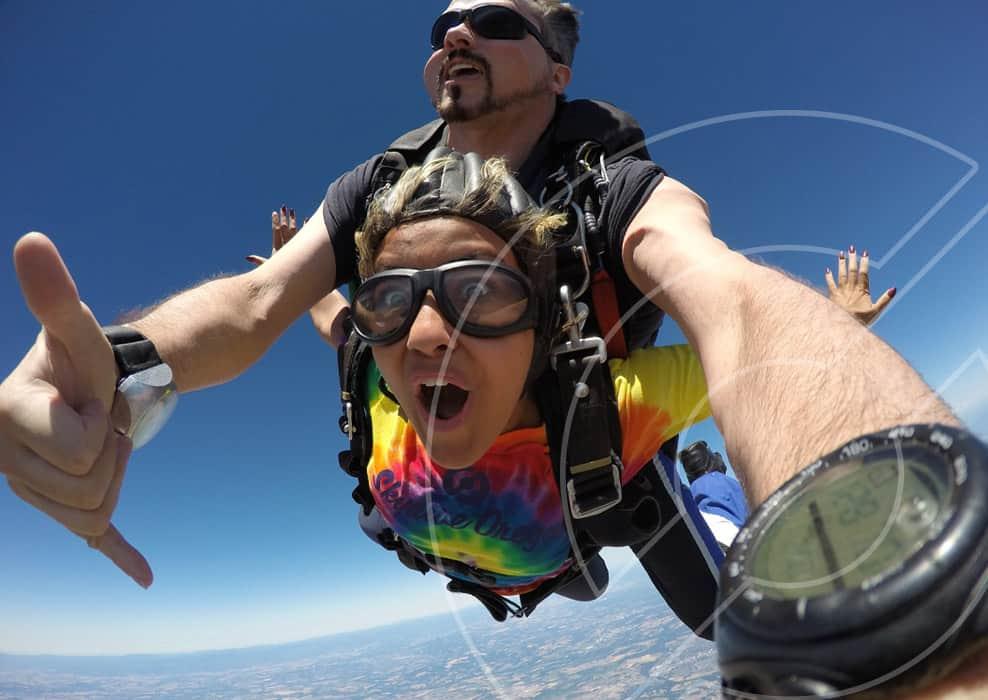 Molalla Tandem Skydiving