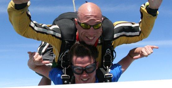Philadelphia Tandem Skydive