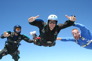 Advanced Skydive Training in Pittsburgh