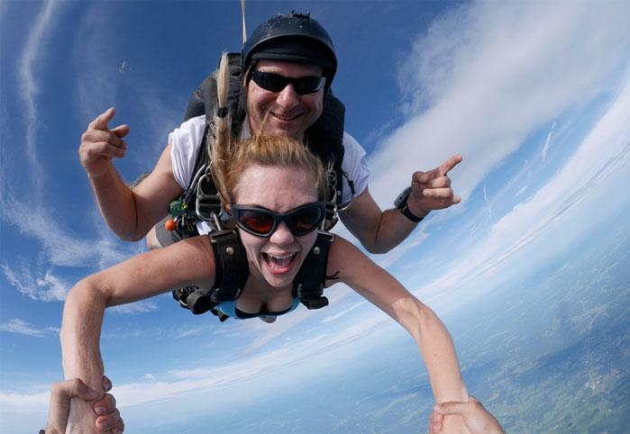 Nashville Tandem Skydiving