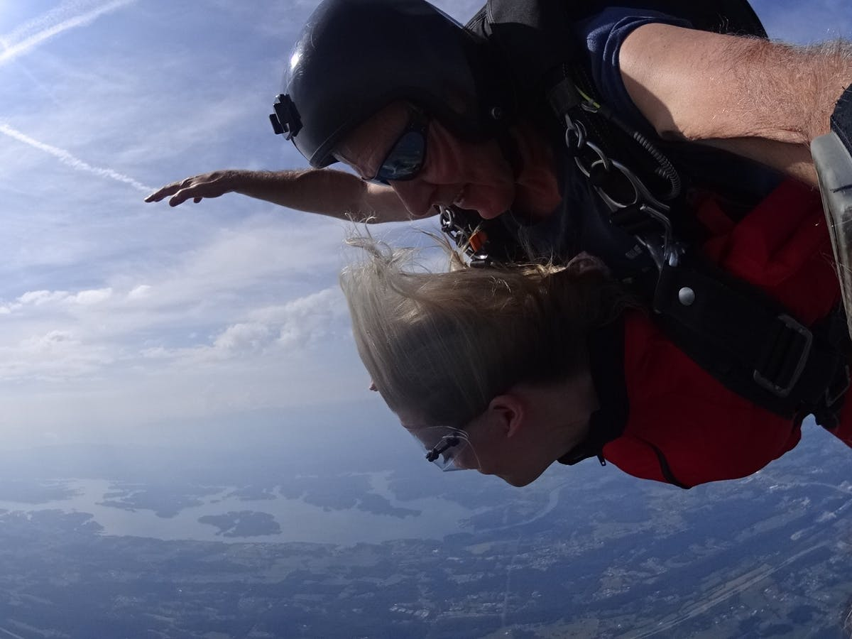 Knoxville Tandem Skydiving