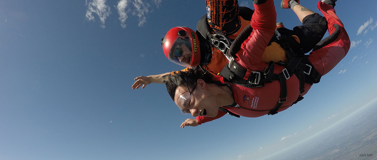 Houston Tandem Skydive