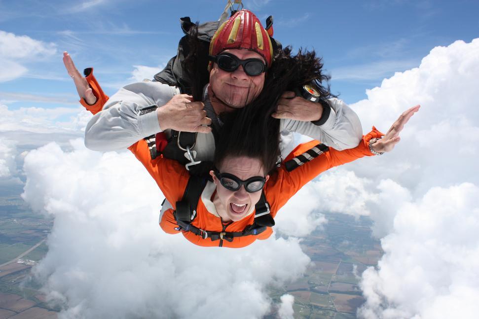 Dallas Tandem Skydive