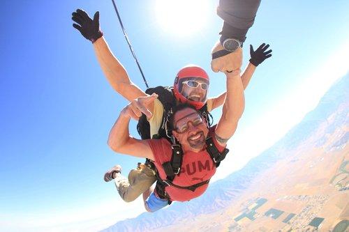 Salt Lake City Tandem Skydiving