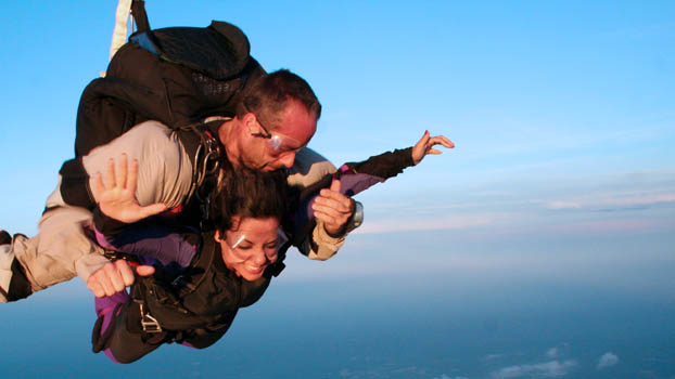 Richmond Tandem Skydiving