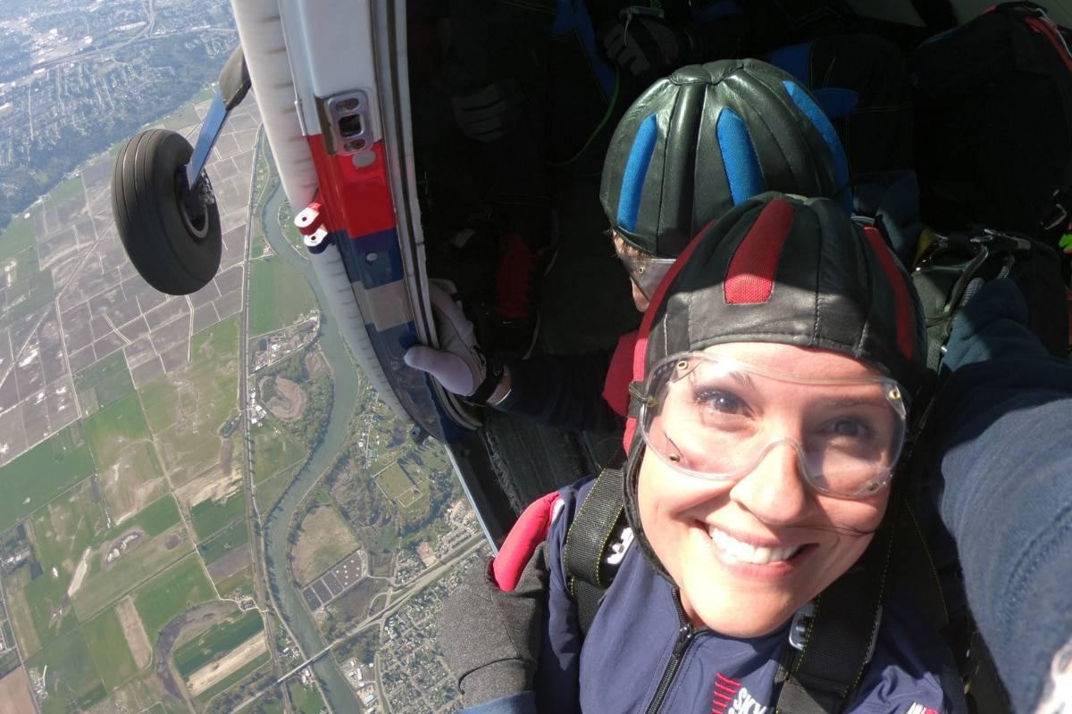 Snohomish Tandem Skydiving