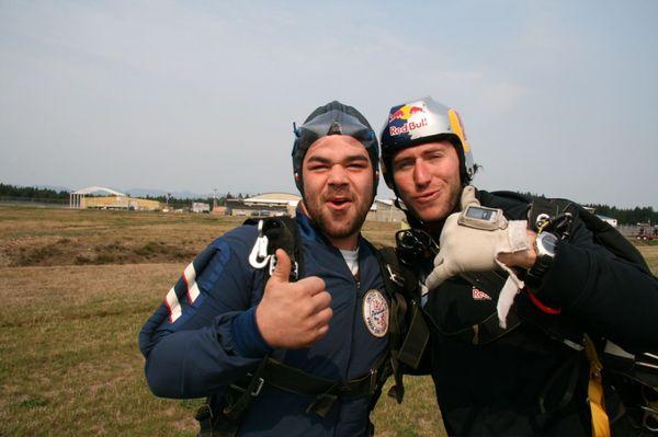 Shelton Tandem Skydiving