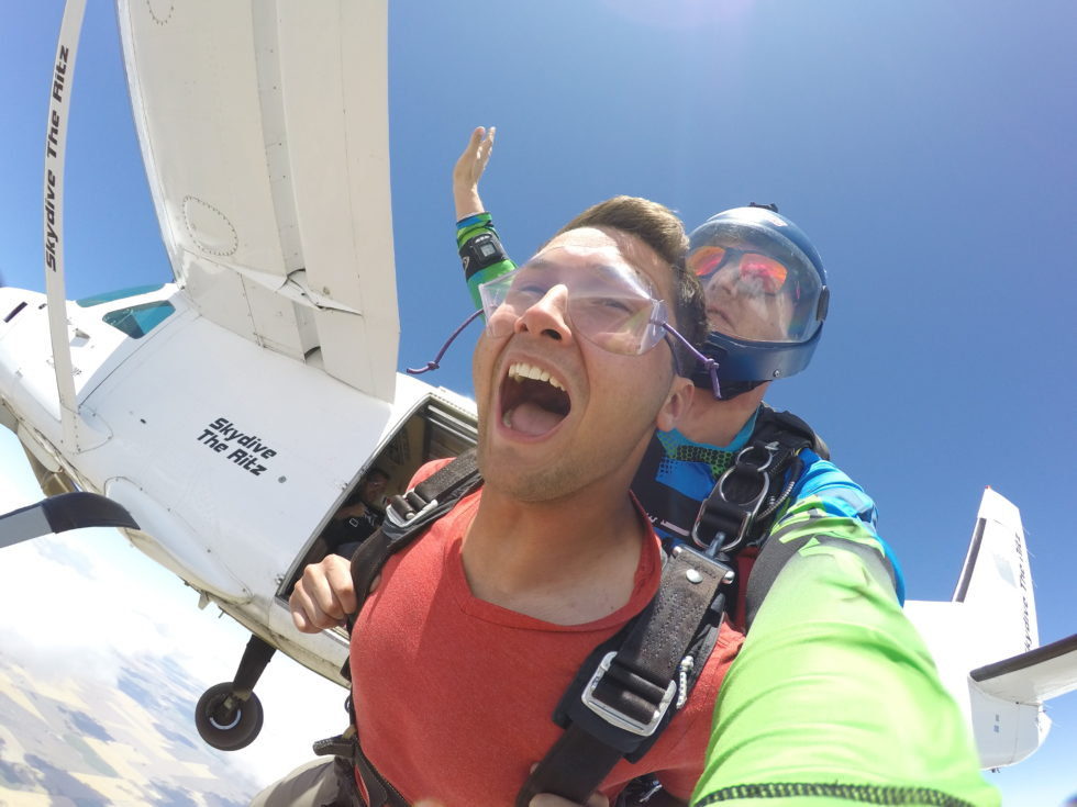 Ritzville Tandem Skydiving