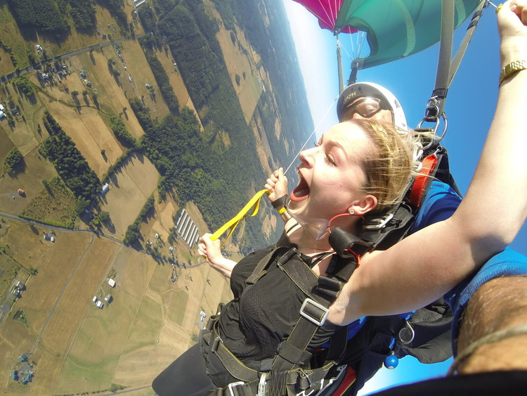 Toledo Tandem Skydiving