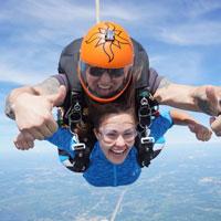 Milwaukee Tandem Skydiving