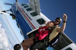 Baldwin Tandem Skydiving
