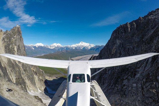 Explore Denali Flightseeing Tour