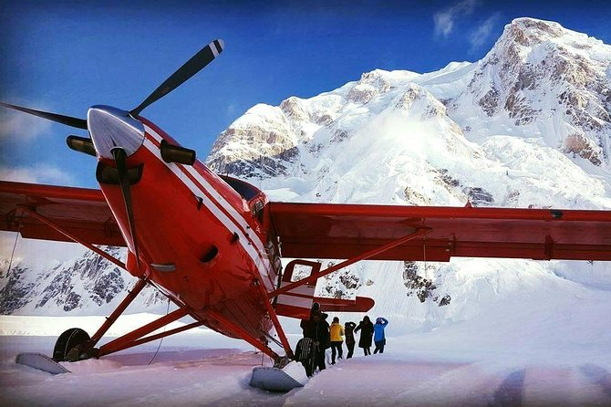 Denali Experience Flightseeing Tour from Talkeetna