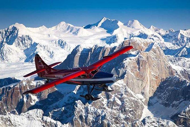 Mountain Voyager Flightseeing tour from Talkeetna